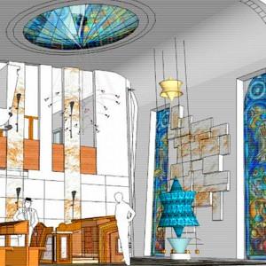 Sheba Synagogue | Israel, Tel Aviv