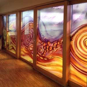 Rosenraum der Stille | Hospiz St. Vincent